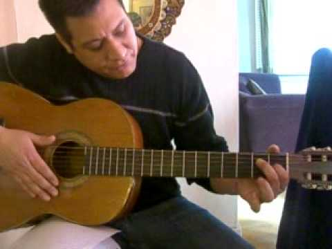 Adam Sandler Grow Old With You Chord Breakdown By Request Youtube