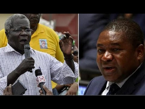 Mozambique president says Dhlakama's death should not shake peace process