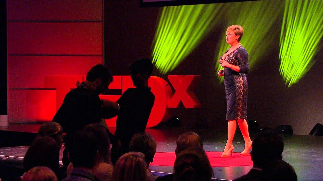 Download It's ok to look | Kristen Vermilyea | TEDxZurich