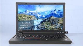 [4K] Thinkpad W541: Mobile Workstation chuyên đồ họa 3D, đối thủ của M4800 l Trungtran.vn
