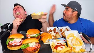 I wasn't allowed to post this Mukbang