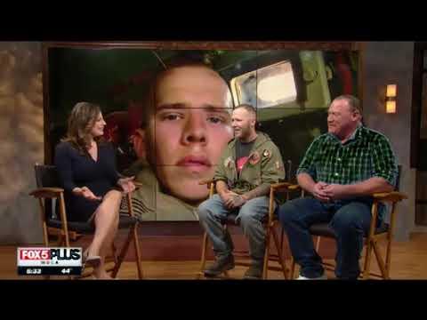 Marine gets long-lost photos back after Good Samaritan contacts FOX 5
