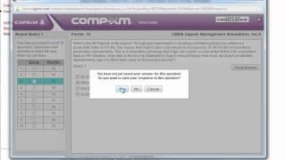 GSU CBPA COMPXM Exam Introduction
