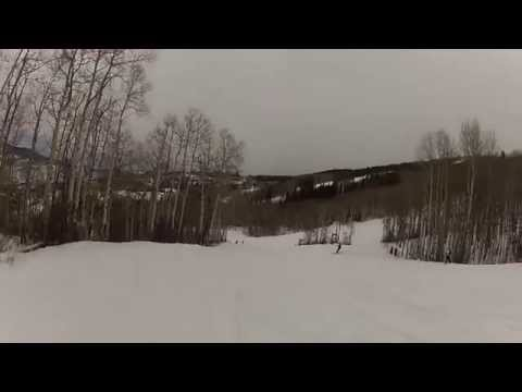 Skiing in Beaver Creek, Bachelor Gulch