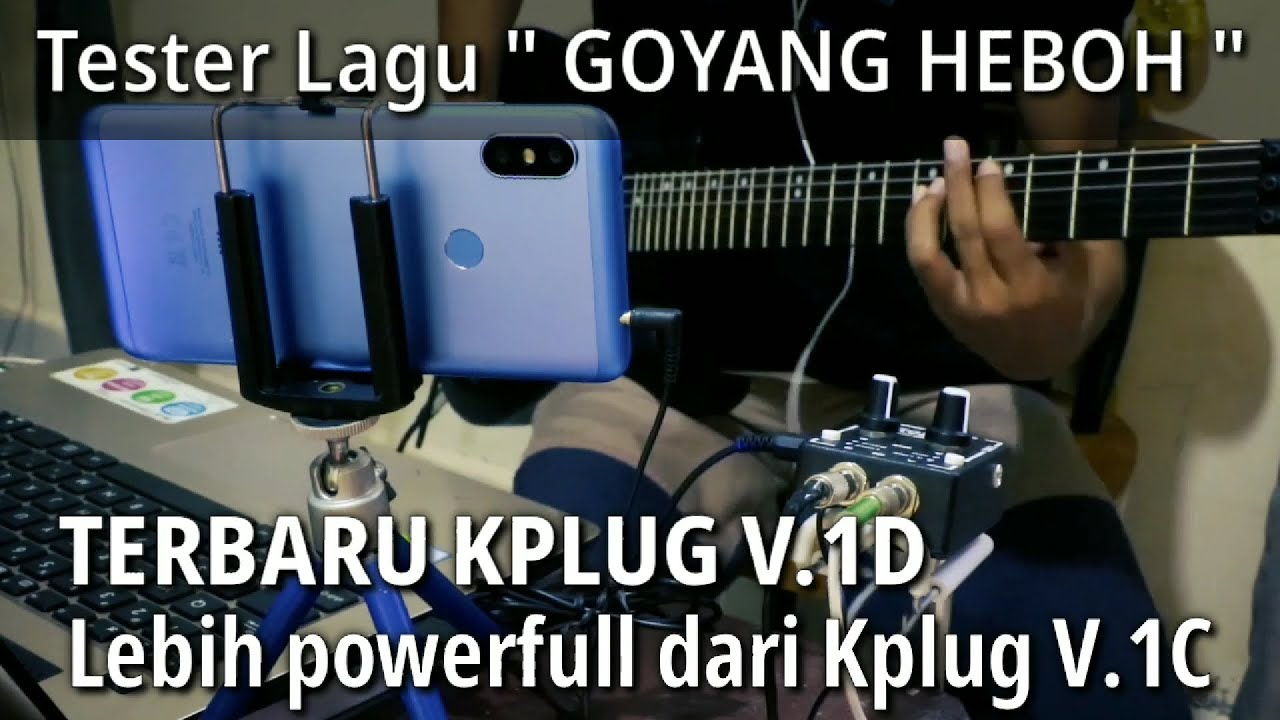 Review Kplug V 1d New Version Unboxing Cara Menggunakan Kplug New Version Youtube