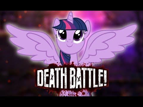 Twilight Sparkles into DEATH BATTLE!