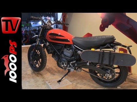Ducati Scrambler Sixty2 2016 | Details, Leistung