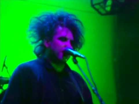 The Cure - A Forest, Live in leipzig 1990 (Remastered Stereo)