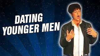 Dating Younger Men | Carrie Snow | Stand Up Comedy | Comedy Time