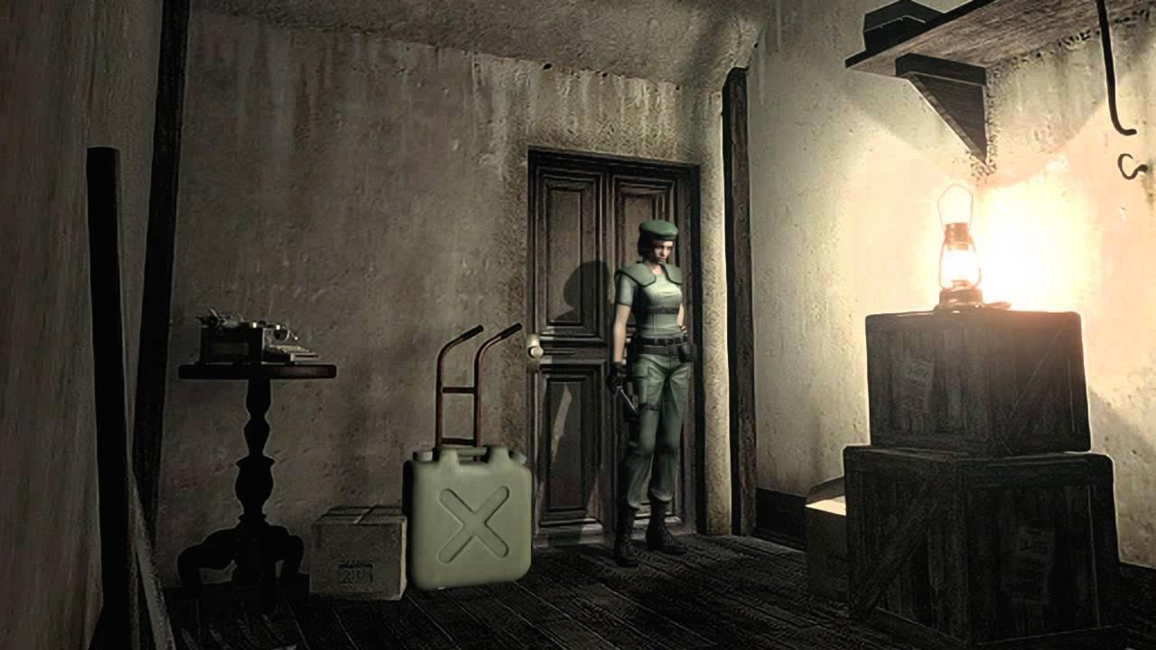 Wallpaper 3d Resident Evil 4 Resident Evil Remastered Save Room Theme 15mins Youtube