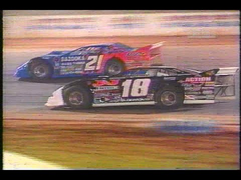 """1996 HAV-A-TAMPA """"Show Me 100"""" at West Plains Motor Speedway."""