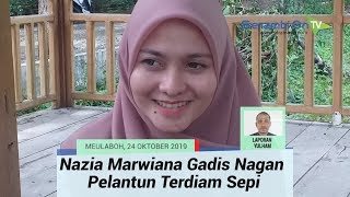 Download Belum Puas. Nazia Marwiana, Pelantun Terdiam Sepi Mengaku Ingin Lebih