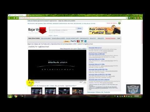 Como descargar videos de YouTube FULL HD sin programa.