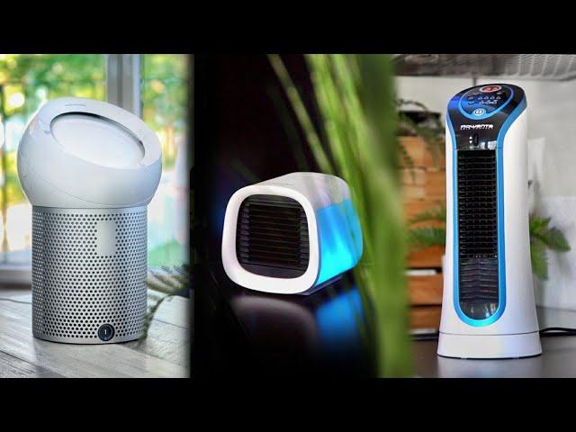 Kühlung für den Schreibtisch: Klimaanlagen vs Ventilatoren!