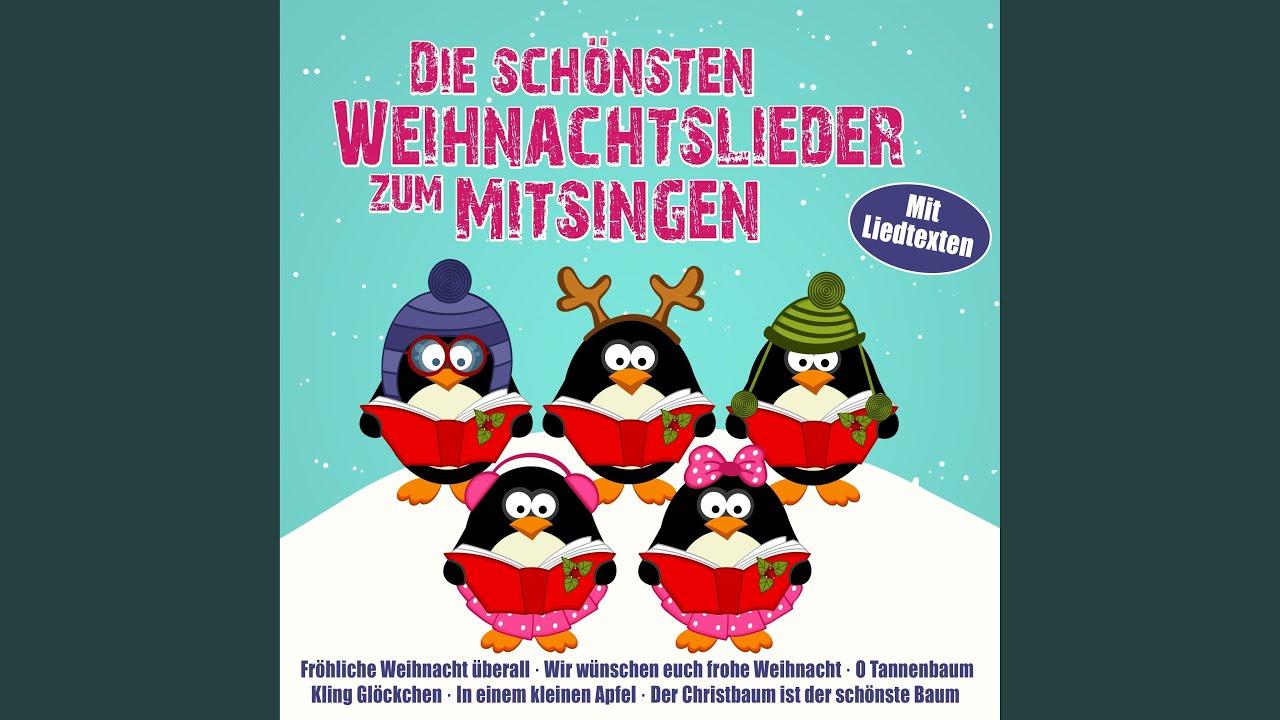 Frohe Weihnachten überall.Fröhliche Weihnacht überall Instrumental