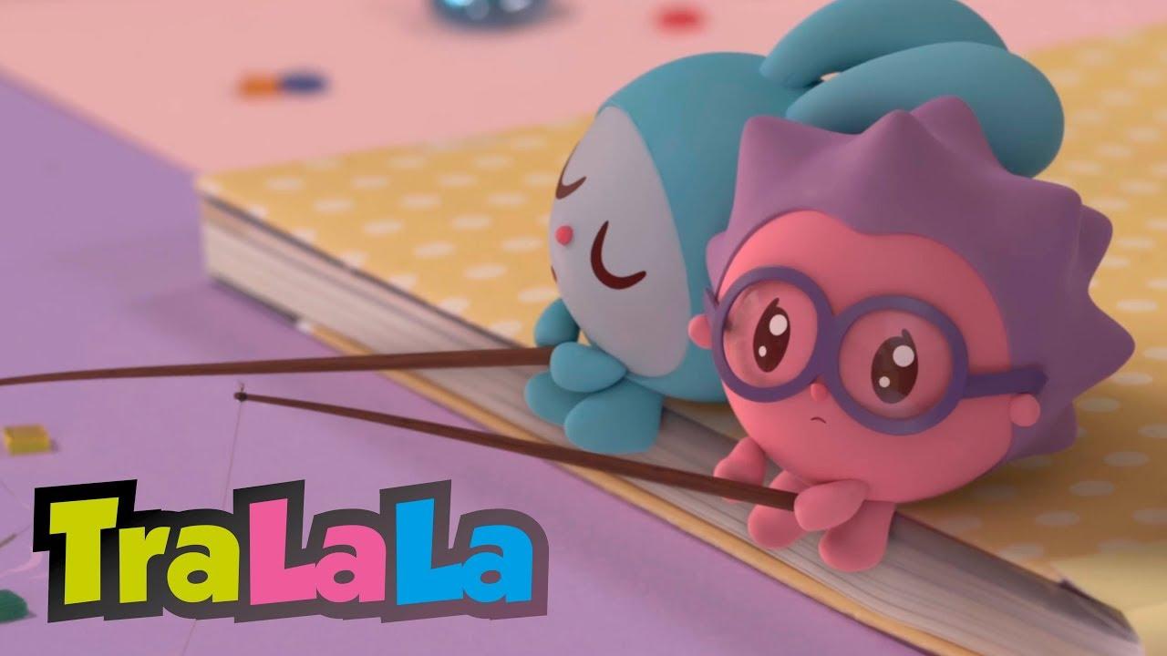BabyRiki 60MIN (BabyRiki la pescuit) - Desene animate | TraLaLa