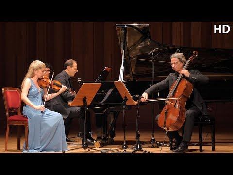 Antonin Dvorak - Trio No.3 in F-minor, op. 65 | Haydn Chamber Ensemble