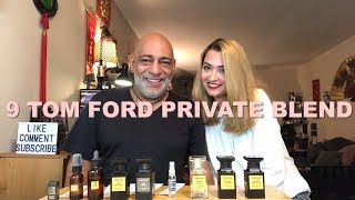 BFL & Olya Discuss 9 Tom Ford Private Blends + Preview of  NEW Oud Wood Intense