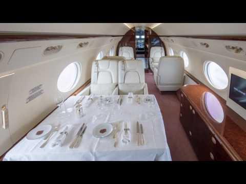 Gulfstream G550 2011 OE-IZI For Sale [JETS.VG]