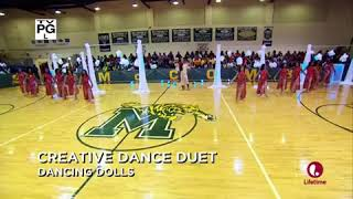 bring it dancing dolls gospel duet routine