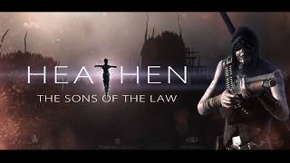HEATHEN SONS OF THE LAW Gameplay Demo New FPS Action Game 2018