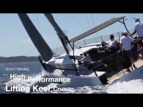 Ulitimate Sailing Performance With Amazing Lifestyle: High Performance Cruiser Premier 45