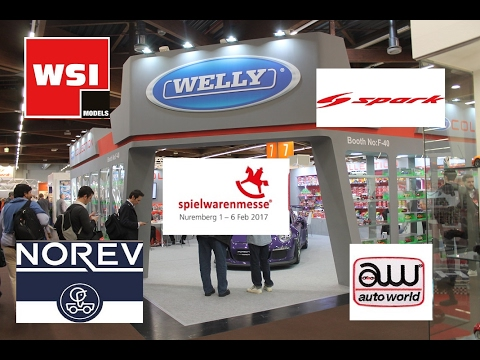 spark 1 64 norev 3 inches welly auto world wsi spielwarenmesse nuremberg 2017 youtube. Black Bedroom Furniture Sets. Home Design Ideas
