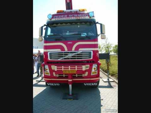 Volvo lastbiler-- Roger and over sangen