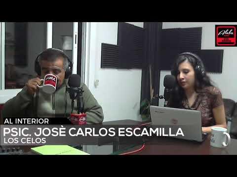José Carlos Escamilla. TEMA: Los celos