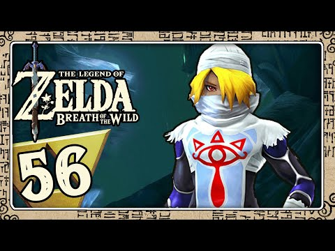 THE LEGEND OF ZELDA BREATH OF THE WILD Part 56: Mit Shiek-Maske über Stock und über Stein