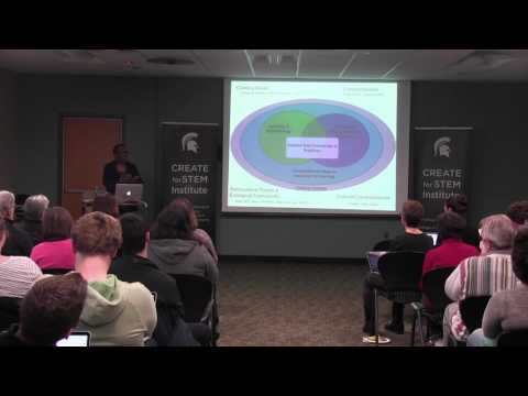 Equity and pedagogy within constructionist learning environments: Paula Hooper (Northwestern U)