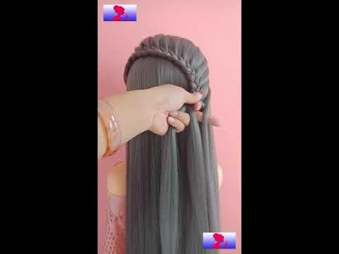 Красивые прически Топ 30 потрясающих прически для длинные волосы  - Сборник красивых причесок 2018