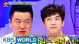 Hello Counselor - Henry, Chu Soyeong, Yu Taeung & more! (2014.08.04)