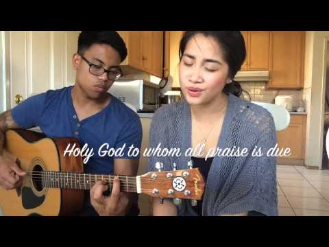 I Stand In Awe Of You - Cover By Kayzel And Paul Delos Santos