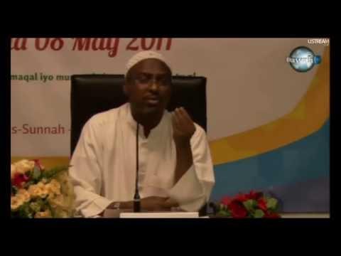 Muxaadaro Sheekh Mustafe Free Download