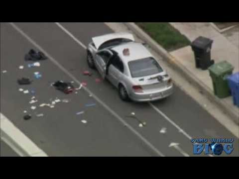 Known Gang Member shoots 2 Cops one dies in Whittier, Ca