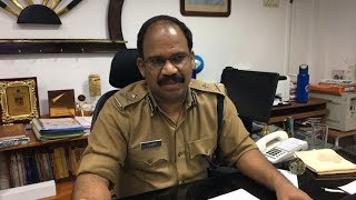 IG Vijayan speaks on anti-gunda operation