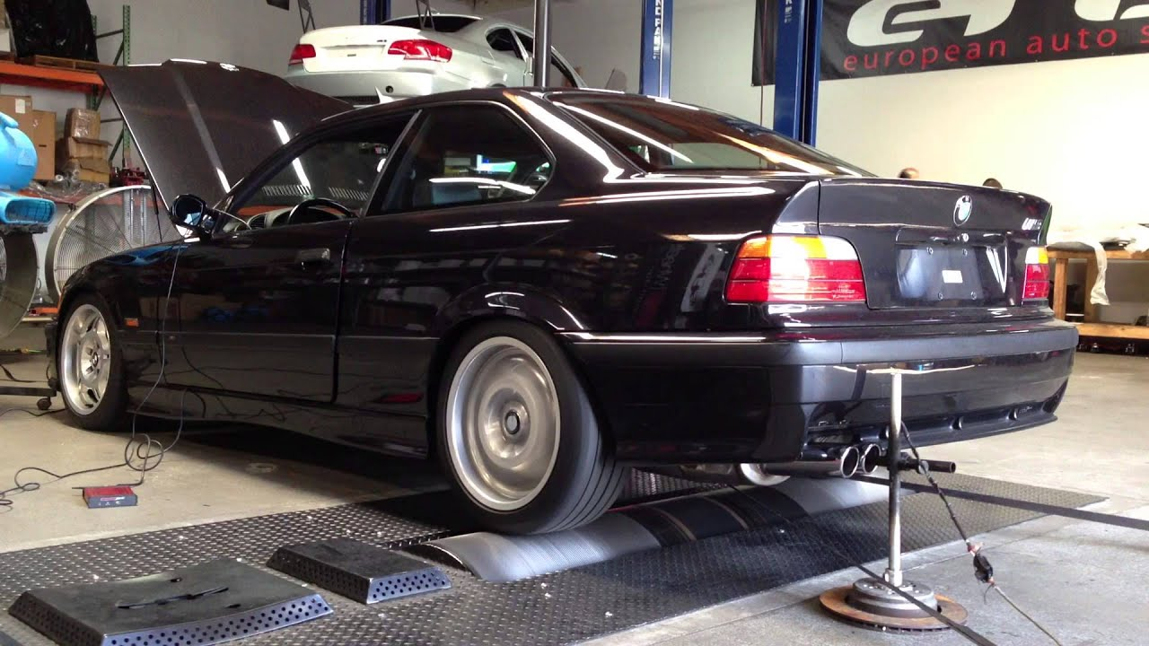 bmw e36 m3 s54 swap dyno youtube. Black Bedroom Furniture Sets. Home Design Ideas
