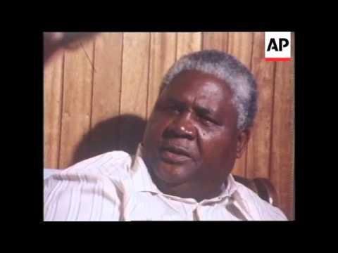 VICE PRESIDENT JOSHUA NKOMO DIES AGED 82