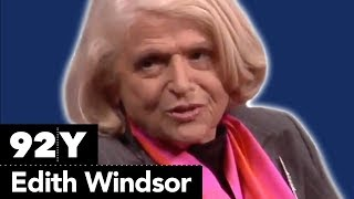 Edith Windsor and Roberta Kaplan talk about how they met