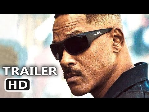 BRIGHT Official Trailer (2017) Will Smith Fantasy Thriller Netflix Movie HD streaming vf