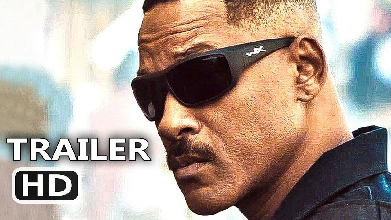 Bright Official Trailer 2017 Will Smith Fantasy Thriller