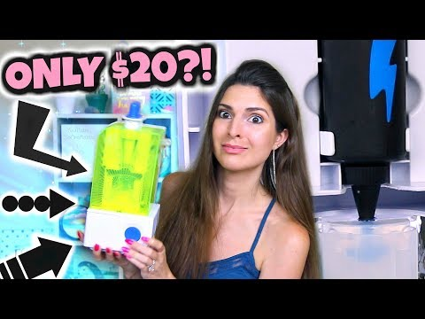 TOO GOOD TO BE TRUE?! Testing 3D Printer Craft Kit