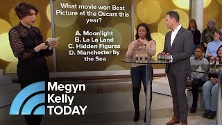 Test Your Knowledge Of 2017 Pop Culture Trivia | Megyn Kelly TODAY