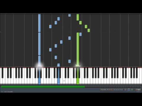Bella Reborn Piano Tutorial - Twilight Week Day Four