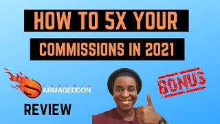 Traffic Armageddon Review + Bonuses  OTO1 FREE  How To Make More Money With Affiliate Marketing