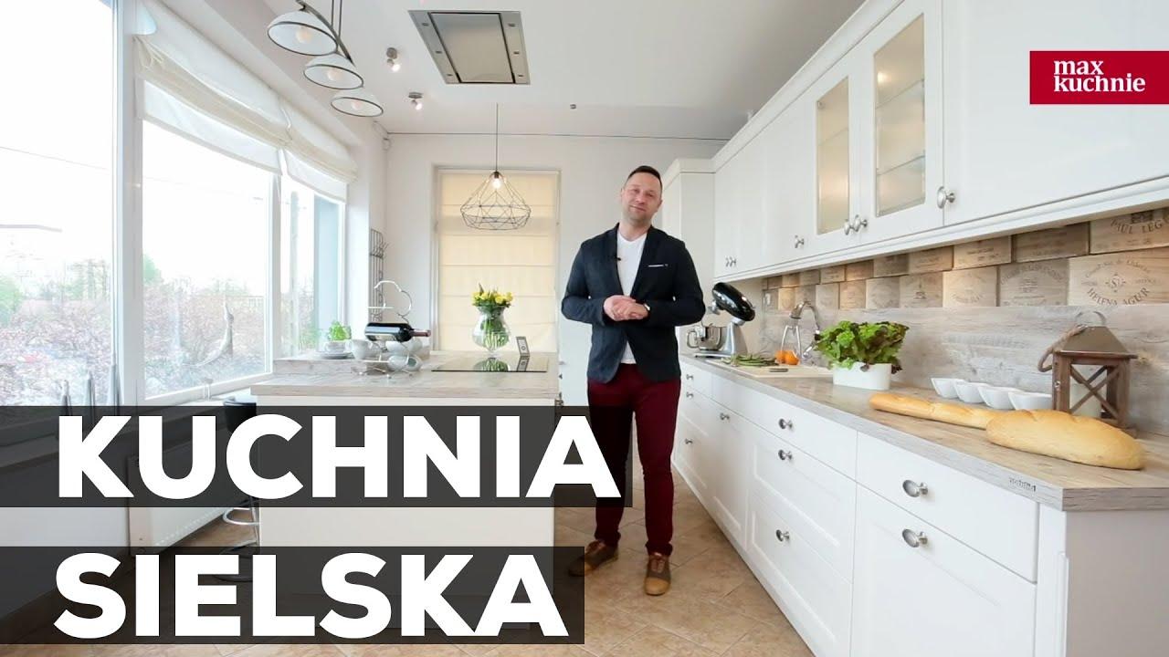 Kuchnia Sielska Studio Max Kuchnie Starimex Starachowice