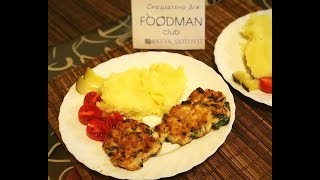 Бифштекс из индейки: рецепт от Foodman.club