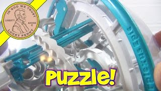 Perplexus Epic Puzzle Ball Maze Game, PlaSmart - Level 8 Difficulty