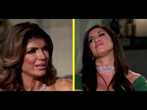 "Real Housewives of New Jersey Season 7 Episode 17 Reunion (Review) ""Jacqueline VS Teresa"""